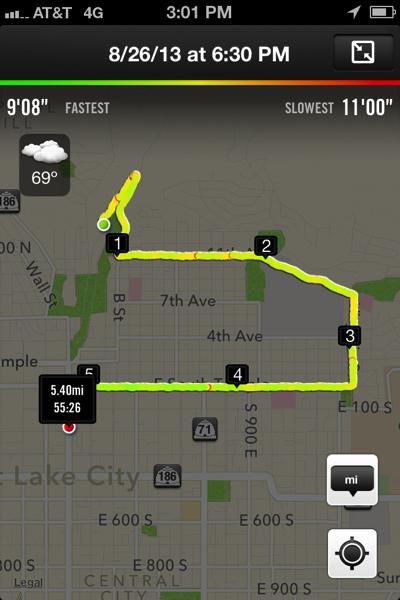 Slc run part 2